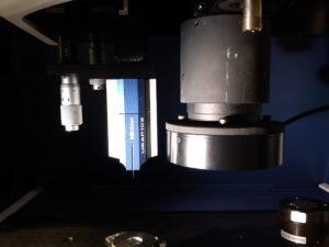 Kamerasystem auf Messgerät QuickVision von Mitutoyo